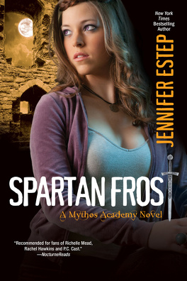 Couverture du livre : Mythos Academy, Tome 4,5 : Spartan Frost