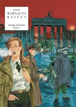 Couverture du livre : Après-guerre