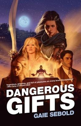 Couverture du livre : Babylon Steel, Tome 2 : Dangerous Gifts