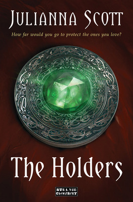 Couverture du livre : Holders, Tome 1 : The Holders