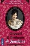 couverture Orgueil et préjugés et zombies