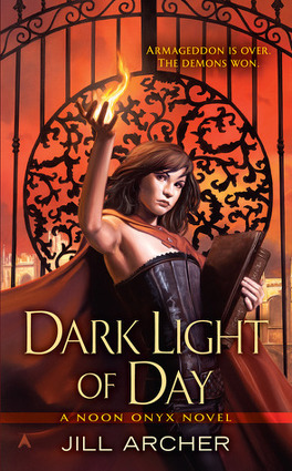 Couverture du livre : Noon Onyx, Tome 1 : Dark Light of Day