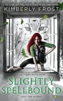 Couverture du livre : Southern Witch, Tome 4 : Slightly Spellbound