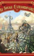 Le Voyage extraordinaire, Tome 2 : Cycle 1 - Le Trophée Jules Verne 2/3