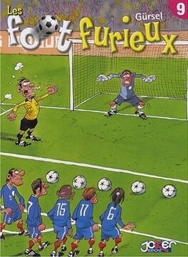 Couverture du livre : Les foot furieux, tome 9