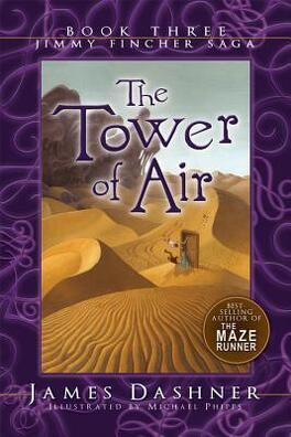 Couverture du livre : The Jimmy Fincher Saga, Tome 3 : The Tower of Air