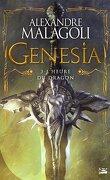 Genesia - Les Chroniques Pourpres, Tome 3 : L'Heure du dragon