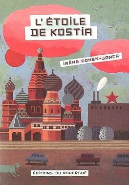 Couverture du livre : L'étoile de Kostia