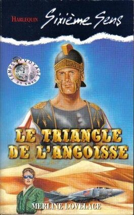Couverture du livre : Le triangle de l'angoisse