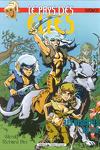 couverture Elfquest, tome 1 : Les rescapés du feu