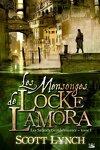 couverture Les Salauds Gentilshommes, tome 1 : Les mensonges de Locke Lamora