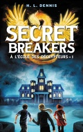 Secret Breakers, Tome 1 : Le Code de l'Oiseau de Feu