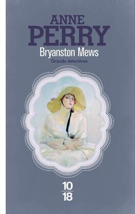 Couverture du livre : Bryanston Mews