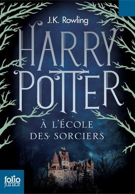 Couverture du livre : Harry Potter, Tome 1 : Harry Potter à l'école des sorciers