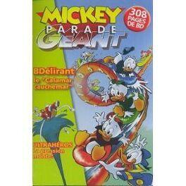 Couverture du livre : Mickey Parade Geant n°311