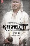 couverture Kaamelott, Livre II - Première partie