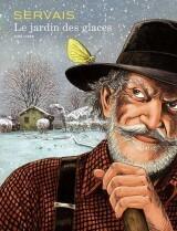 Couverture du livre : Le jardin des glaces