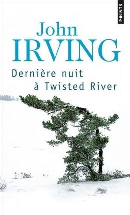 Couverture du livre : Dernière nuit à Twisted River
