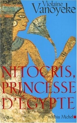 Couverture du livre : Nitocris, princesse d'Egypte