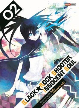 Couverture du livre : Black Rock Shooter : Innocent Soul, Tome 2