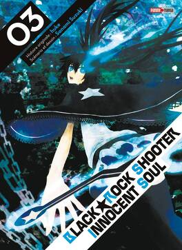 Couverture du livre : Black Rock Shooter : Innocent Soul, Tome 3