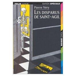 Couverture du livre : Les disparus de Saint-Agil