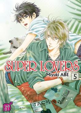 Couverture du livre : Super Lovers, tome 5
