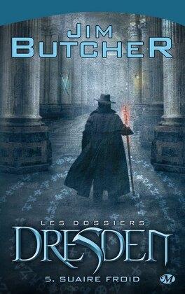 Couverture du livre : Les Dossiers Dresden, Tome 5 : Suaire Froid