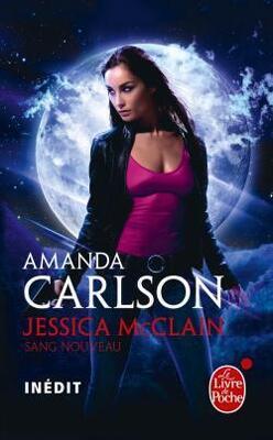 Couverture de Jessica McClain, Tome 1 : Sang nouveau