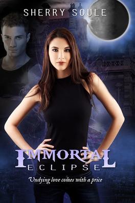 Couverture du livre : Immortal Eclipse