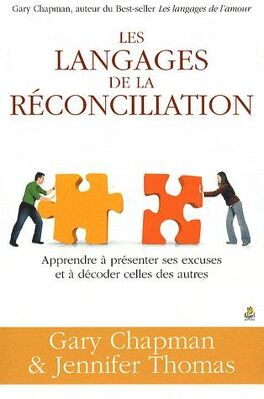 Couverture du livre : Les Langages de la réconciliation