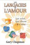 couverture Les langages de l'amour