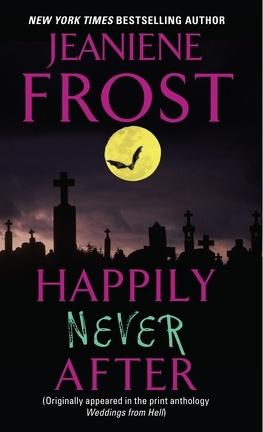 Couverture du livre : Chasseuse de la nuit, HS : Happily Never After