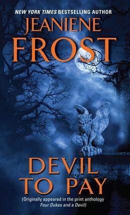 Couverture du livre : Chasseuse de la nuit, tome 3.5 : Devil to Pay
