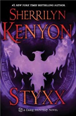 Couverture du livre : Le Cercle des Immortels, Dark Hunters, Tome 18 : Styxx
