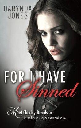 Couverture du livre : Charley Davidson, Tome 1.5 : Parce que j'ai péché