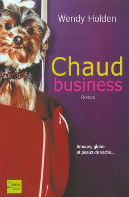 Couverture du livre : Chaud business