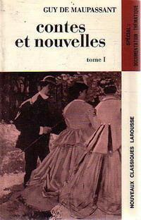 Contes Et Nouvelles Tome I Livre De Guy De Maupassant
