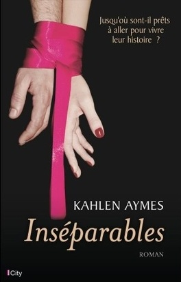 Couverture du livre : Inséparables, Tome 1 : Inséparables