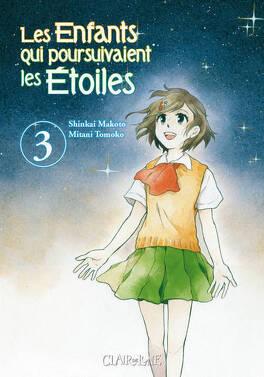 Couverture du livre : Les enfants qui poursuivent les étoiles, Tome 3