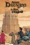 couverture Amos Daragon, tome 5 : La tour d'El-Bab