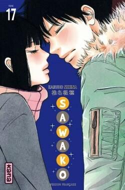 Couverture de Sawako, tome 17