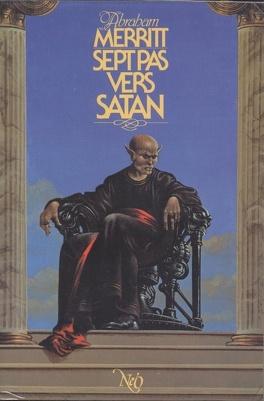 Couverture du livre : Sept pas vers Satan