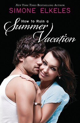 Couverture du livre : How to Ruin, Tome 1 : How to Ruin a Summer Vacation