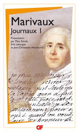 Couverture du livre : Journaux I