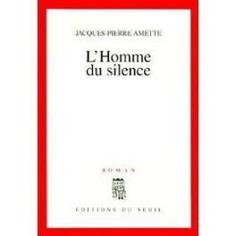 Couverture du livre : L'homme du silence
