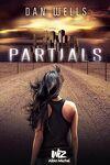 couverture Partials, Tome 1 : Partials