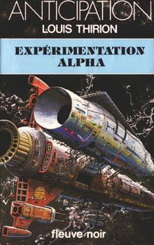 Couverture du livre : Expérimentation Alpha