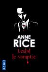 couverture Chroniques des vampires, Tome 2 : Lestat le vampire