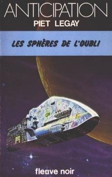 Couverture du livre : FNA - 829 - Les sphères de l'oubli